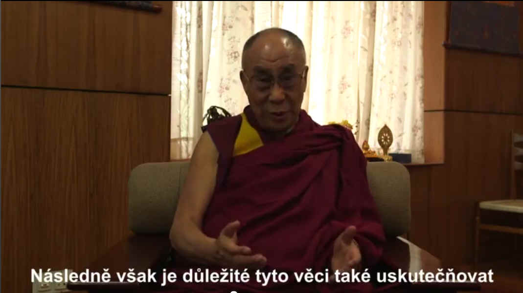 His Holiness the Dalai Lama - Video Message for the 16th Forum 2000 Conference